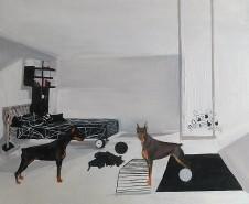 Picturi cu animale Singuri