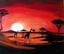 Picturi cu animale Safari