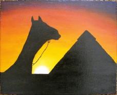 Picturi cu animale Camila