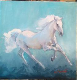 Picturi cu animale Gând liber