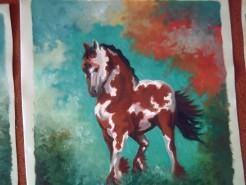 Picturi cu animale Galop 2