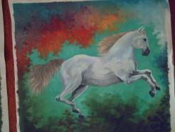 Picturi cu animale Galop 3