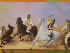 Picturi cu animale Haiducii