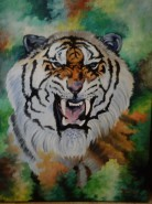 Picturi cu animale Tigrul