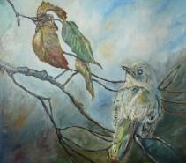 Picturi cu animale Pasarele