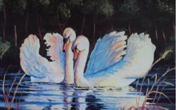Picturi cu animale Curtoazie