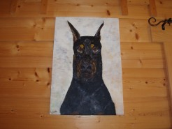 Picturi cu animale Dob
