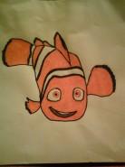 Picturi cu animale Nemo
