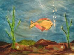 Picturi cu animale Peste