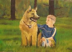 Picturi cu animale Prietenie