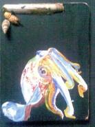 Picturi cu animale The fish