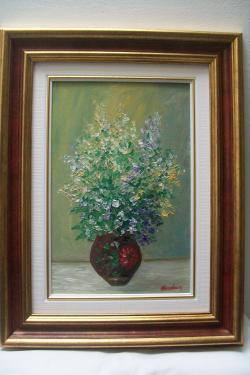 Picturi cu flori Manunchi de vara