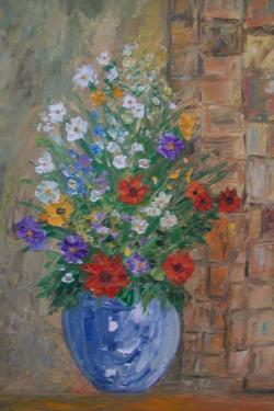 Picturi cu flori Static nature
