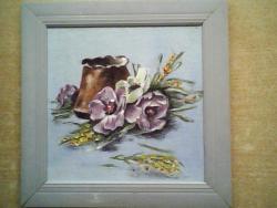 Picturi cu flori anemone 54
