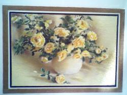 Picturi cu flori vas cu flori 14