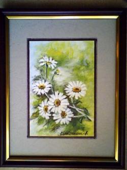 Picturi cu flori veselie 1