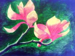 Picturi cu flori ...