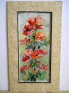 Picturi cu flori Amintire