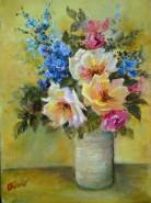 Picturi cu flori Si nu-ma-uita