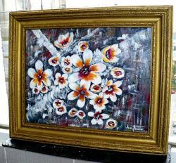 Picturi cu flori flori de nectarin 2