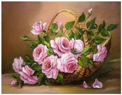 Picturi cu flori DARUL FLORARESEI