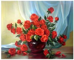 Picturi cu flori FLORI IN DAR