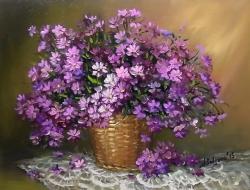 Picturi cu flori IMORTELE (2)