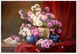 Picturi cu flori LA ANUVERSAREA DUMITRITELOR