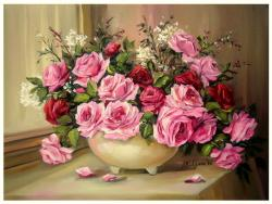 Picturi cu flori PENTRU TINE
