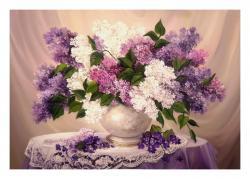 Picturi cu flori POEM PRIMAVERII