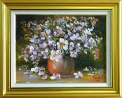 Picturi cu flori DOR DE FLORI DE CAMP