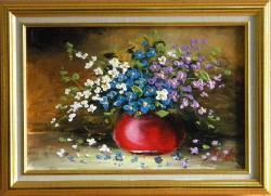 Picturi cu flori FLORI IN CULORI