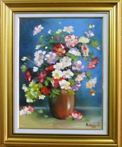 Picturi cu flori FLORI MULTICOLORE7