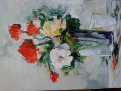 Picturi cu flori FLORI STUDIO ANTONY 1