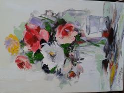 Picturi cu flori FLORI STUDIO ANTONY 3