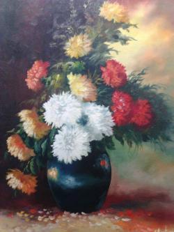 Picturi cu flori Dumitrite 0