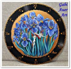 Picturi cu flori Irisi -