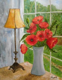 Picturi cu flori Natura statica -