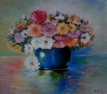 Picturi cu flori Compozitie