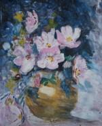 Picturi cu flori Flori de maces