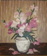 Picturi cu flori Gura leului