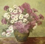 Picturi cu flori Tufanele