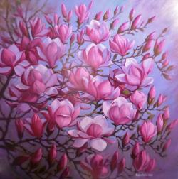 Picturi cu flori Fara titlu