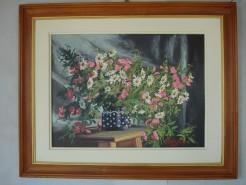 Picturi cu flori Flori de camp 105