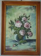 Picturi cu flori Trandafiri 104