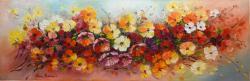 Picturi cu flori Culorile primaverii