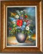 Picturi cu flori Feerie