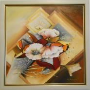 Picturi cu flori Nostalgie