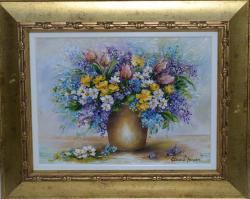 Picturi cu flori Primavara2