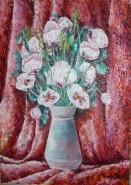 Picturi cu flori Frumusete efemera